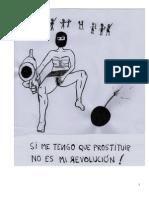 Si Me Tengo Que Prostituir No Es Mi Revolucion