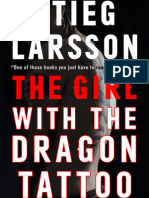 The Girl With the Dragon Tattoo - Chapter 1
