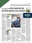 No aconsejo incremento - Miguel Jaramillo - Gestión - 21/05/15