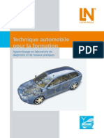 Technique Automobile Pour La Formation
