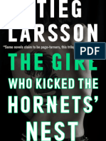 The Girl Who Kicked the Hornets' Nest - Chapter 1
