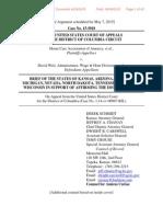 Amicus brief Home Care Association of America et al., v. David Weil