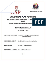 Informe Proy Soc 3- Octubre