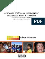 Guía de aprendizaje Curso DIT (4a  edición)