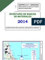 Bancos de Materiales Veracruz 2014