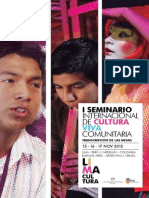 I Seminario Internacional de Cultura Viva Comunitaria - Transcipcion de las Mesas.pdf