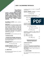Potencia activa y reactiva en circuitos trifásicos