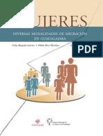 Mujeres. Diversas Modalidades de Migración en Guadalajara