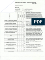 evaluation 2013-2014