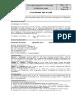 Pop Fosfatase Alcalina