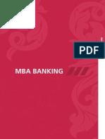 Mba Banking