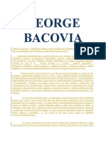 George Bacovia