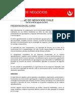 BROCHURE VIAJE DE NEGOCIOS CHILE 2015.pdf