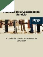 Medir Capacidad de Servicio