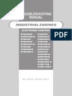 Yanmar TNV Troubleshooting Electronic Control 0DTNV-G00600 Troubleshooting Manual
