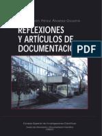 Reflexiones y artículos de documentación