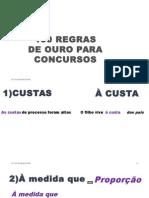 100 Regras de Ouro Do Portugues