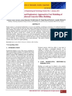IJETExpert System-Based Exploratory Approach to Cost Modeling of Reinforced Concrete Office Building