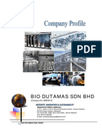 company profile biodutamas