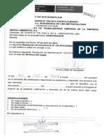 (Meses de Febrero) Res. Int. 125-2015-SUNAFIL