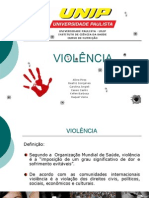 APS - Violência