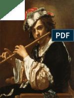 Suonatore di Flauto Traverso.