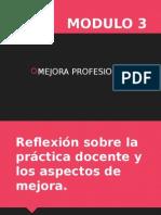 Karen Valencia-Modulo 3 .Mejora Profesional