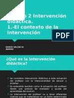 Karen Valencia Módulo 2 Intervención Didáctica 2