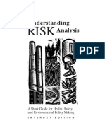 Understanding Risk Analysis Guide to Health Safety Environment Policy Making - ACS USA - 1998