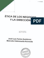 Ètica de Los Negocios y La Direcciòn (2) 2