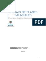 Trabajo 1 Planes Salariales