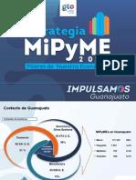 Estrategia Mipyme 2014