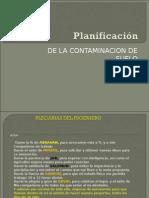 Planificación de La Descontaminacion de Suelos