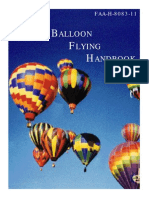 FAA - Balloon Flying Handbook, 2001