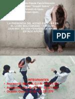 Violencia Escolar en Liceo Ezequiel Zamora en Apure