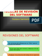 Tecnicas de Revision de Software