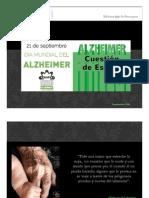 Dia Alzheimer 1ºBachillerato