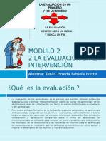 5.La Evaluación en La Interv Didac FABY