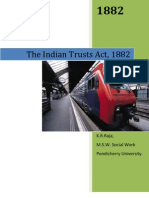 Indian Trusts Act-1882