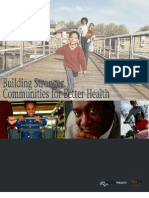 Building Stronger Communities for Better Health - JCPES PL USA - 2004