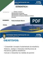 Estadistica 1 PDF
