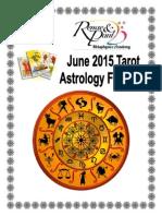 June Astro Forecast 2015