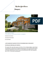 Real Estate in Hungary