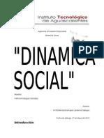Dinamica Social