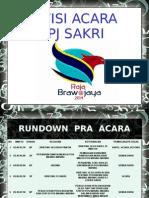 PPT SAKRI Raja Brawijaya Universitas Brawijaya