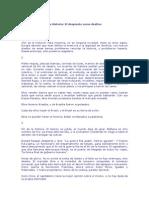 Galeano Eduardo - Teoría del fin de la historia.doc
