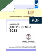 STJLaPam - Anuario de Jurisprudencia 2011