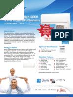 Fujitsu 9-12RLS Brochure