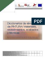 Diccionario Pintura Completo VMLD