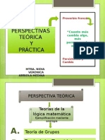 Perspectivas Teórica y Práctica